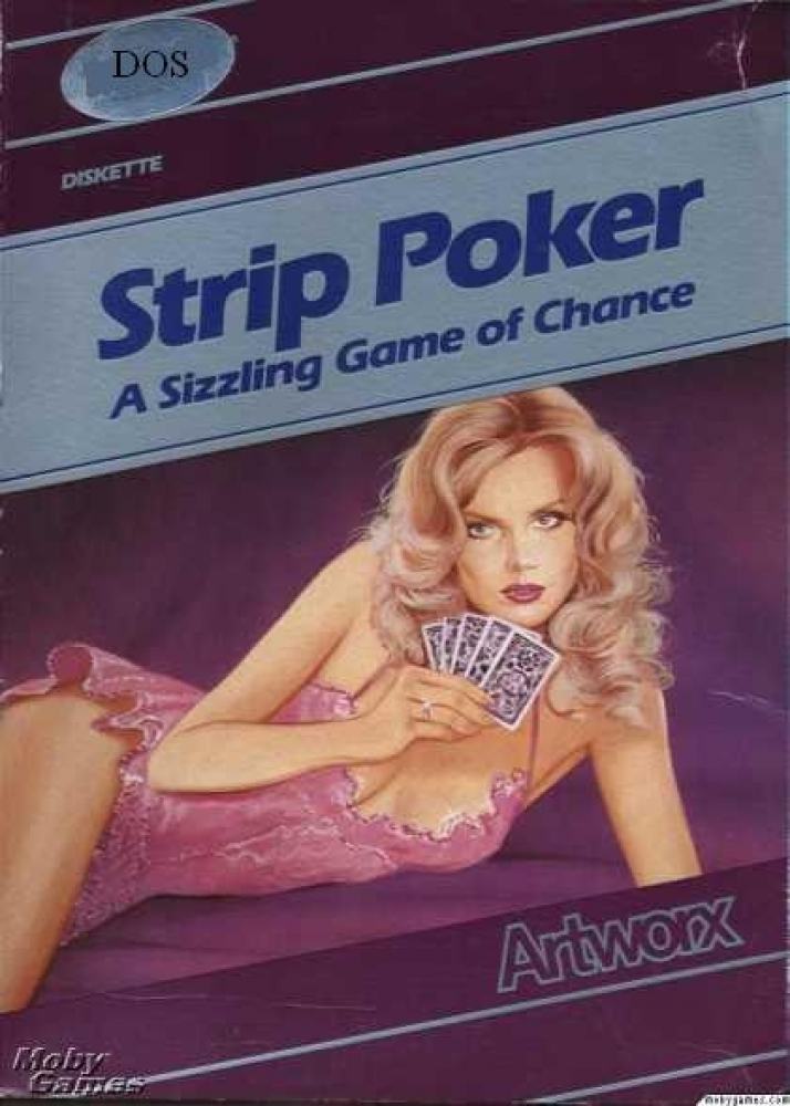 strip poker a sizzling game of chance