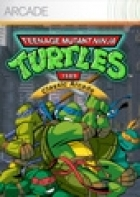 Teenage Mutant Ninja Turtles 1989 Classic Arcade