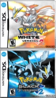 Pokemon Black 2/Pokemon White 2