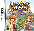 Harvest Moon: The Tale of Two Towns