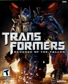 Transformers: Revenge of the Fallen (XBox 360, PS3, & PC Versions)
