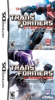 Transformers: War for Cybertron (DS Version)
