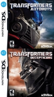 Transformers: The Game (DS Version)