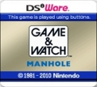 Game & Watch: Manhole