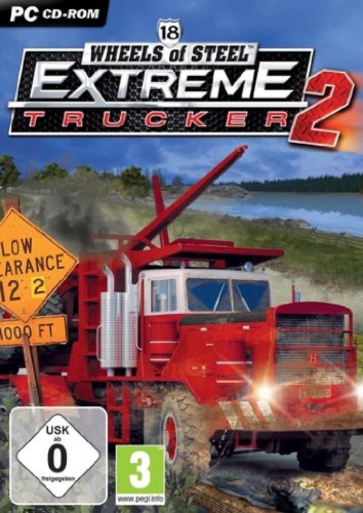 18 Wheels of Steel Extreme Trucker 2 / 18 стальных колес: Экстремальные дал