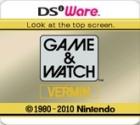 Game & Watch: Vermin