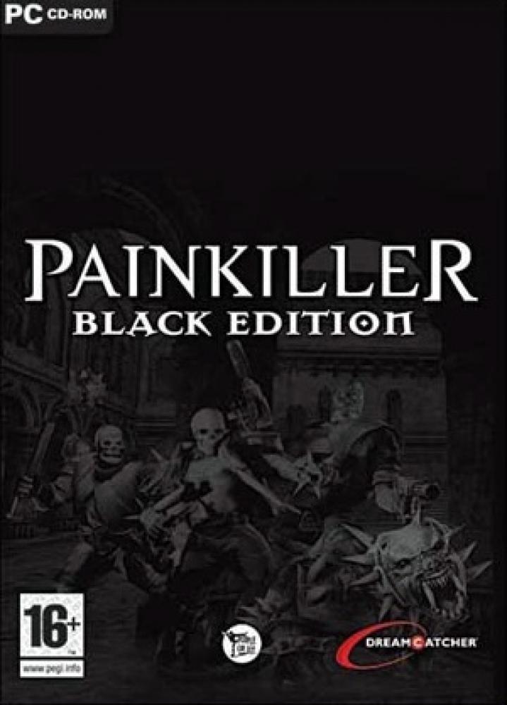Cкачать painkiller: black edition - 2004