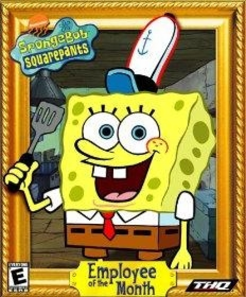 Full SpongeBob Square Pants Employee of the Month version for Windows