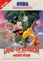 Land of Illusion Starring Mickey Mouse