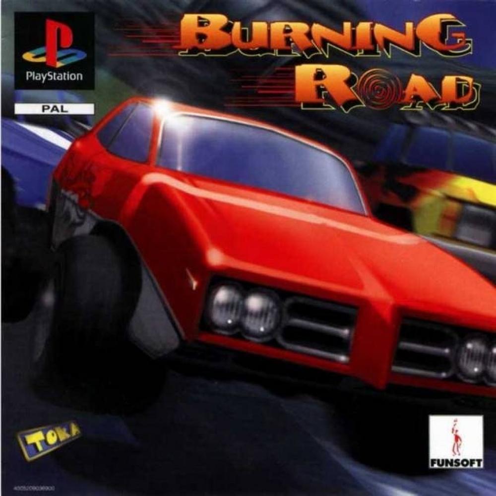 Burning Road Wiki Guide Gamewise