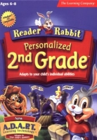 Reader Rabbit Personalized 2nd Grade