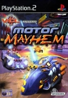 Vehicular Combat League presents Motor Mayhem