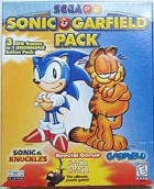 Sonic & Garfield Pack