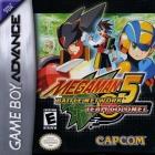 Mega Man Battle Network 5: Team Colonel / Protoman