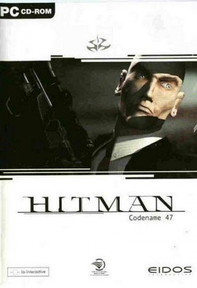 Hitman-Codename 49. игры.