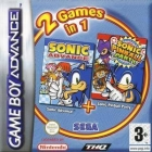 Sonic Advance & Sonic Pinball Party Combo Pack
