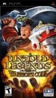 Untold Legends: The Warriors Code