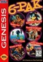 Genesis 6-Pak