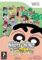 Shin Chan: Las Nuevas Aventuras Para Wii!