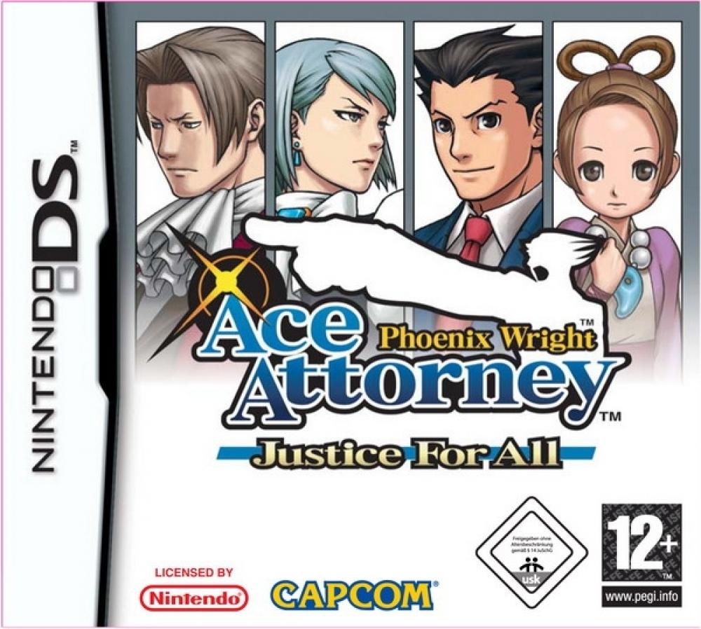 Attorney Ds Game Walkthrough