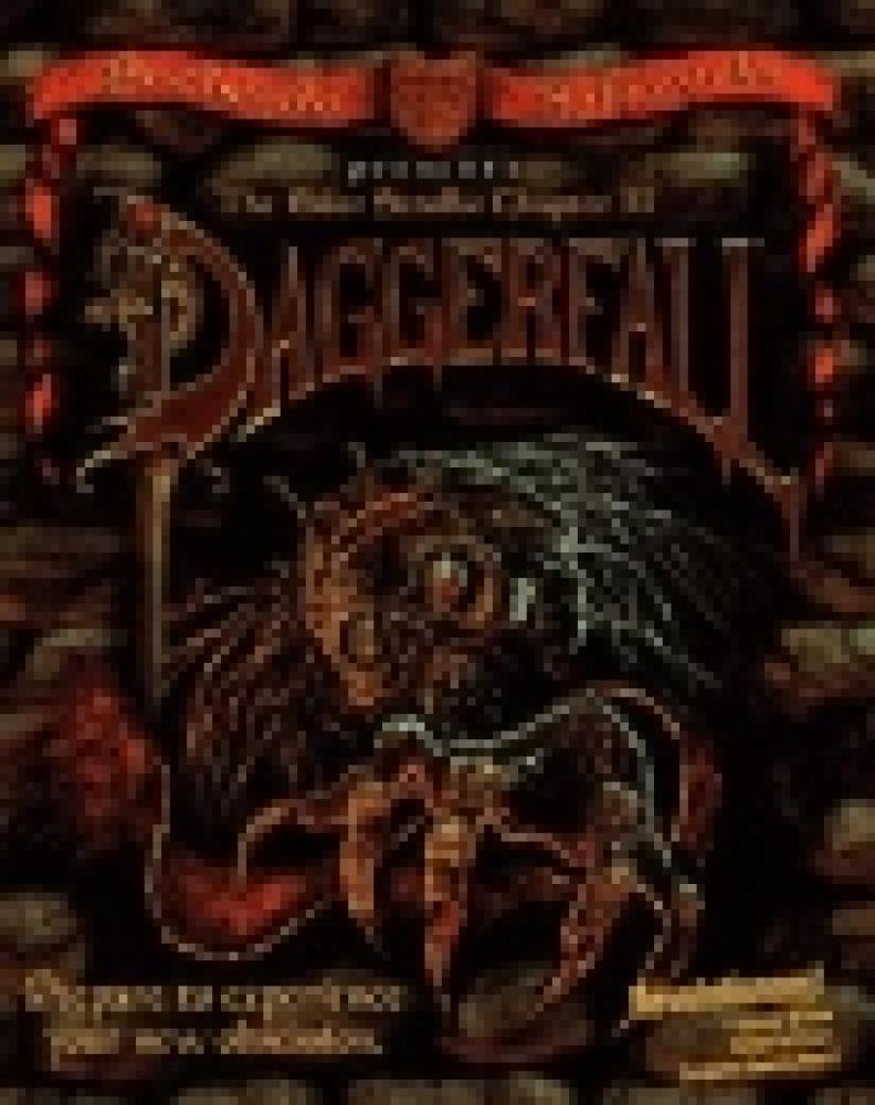 The elder scrolls ii daggerfall download full