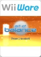 Art of Balance