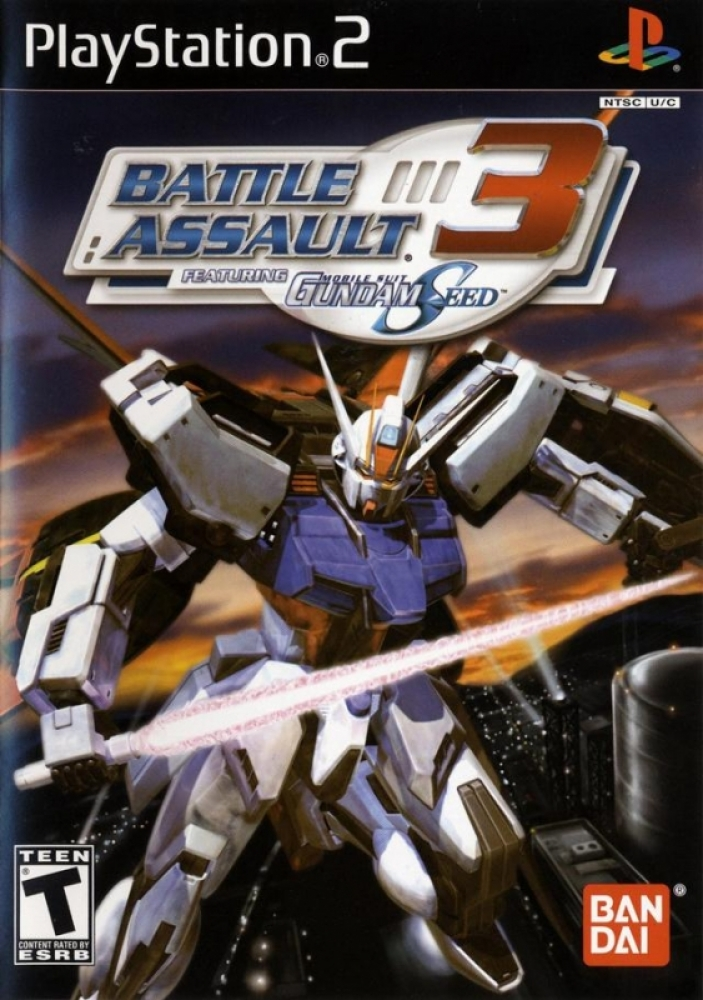 Battle assault 3 featuring gundam seed wiki guide gamewise for Domon vs heero
