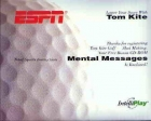 Lower Your Score with Tom Kite - Mental Messages