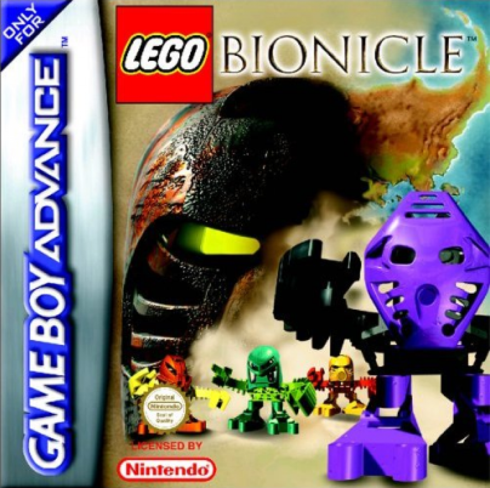 Warriors Forest Of Secrets Summary: LEGO Bionicle, Bionicle: Tales Of The Tohunga