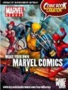 Marvel Heroes: Comic Book Creator