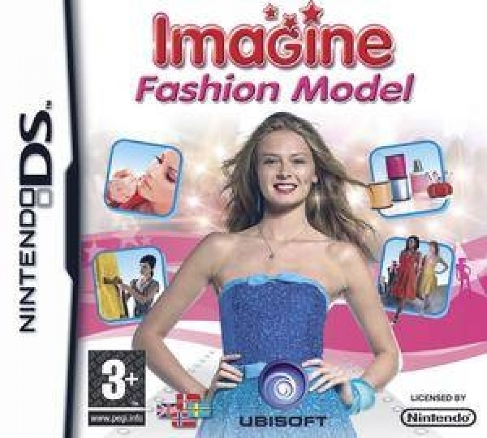 Nintendo Ds Fashion Designer