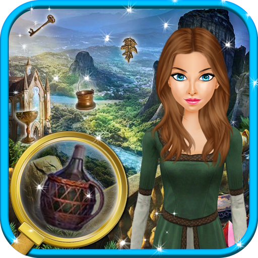 Games For Girls By Siraj Admani: Find The Hidden Objects