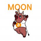 Bitcoin Bull Emojis