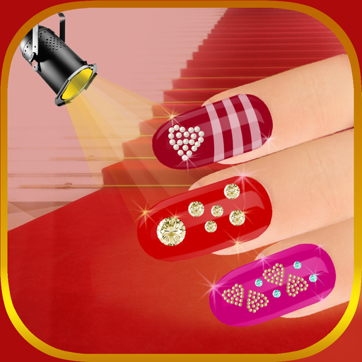 Fashion Nail Salon And Beauty Spa Games For Girls: Celebrity Nail Styling Salon Enter Fashion Makeover Spa