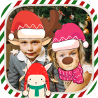Christmas Funny Face Effects