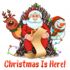 Christmas Spirit Sticker Pack
