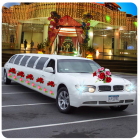 City Bridal Limousine : Wedding Car 3D - Pro