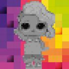 Color Number - Lol doll game