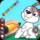 Coloring Book : Color On Photo