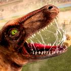 Dino Olympics: Jurassic Race