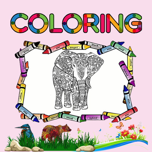 coloring pages online animals games - photo#33