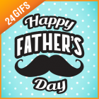Fathers Day iSticker