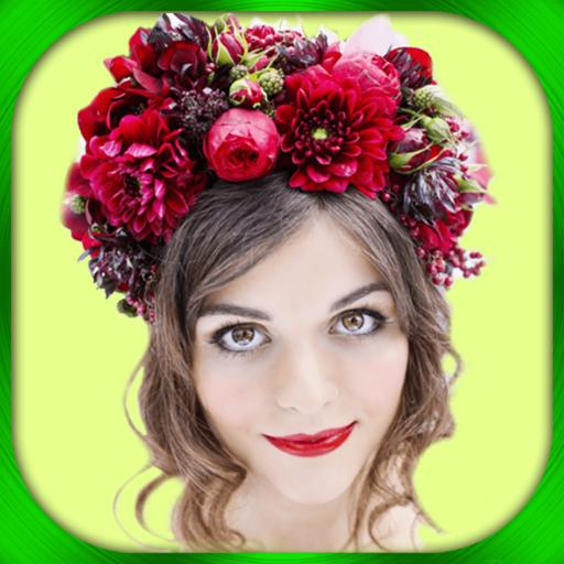 Flower Crown Fashion Accessories Photo