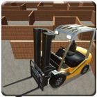 Forklift Maze Driver Puzzle 18
