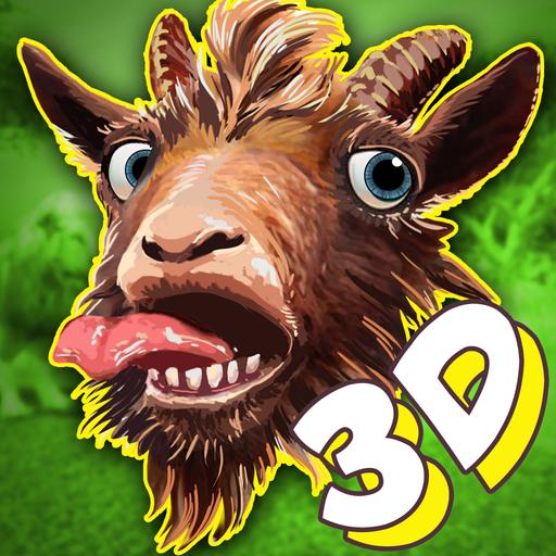 Secret Places Goat Simulator: Wild Frenzy Goat In The Jungle