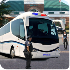 Hill Police Bus : Simulation Driving Game 3D