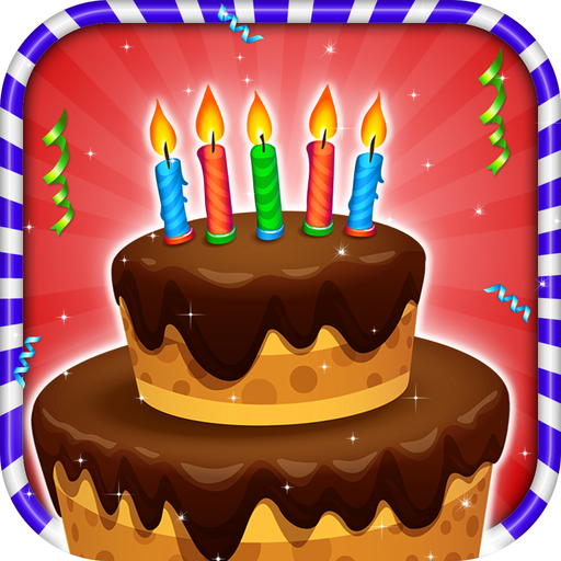 Imagechef Birthday Cake Maker : Kids Birthday Cake Maker - Cooking game - Wiki Guide ...
