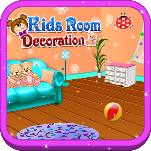 Kids Room Decoration Game For Girls Toddler And Kids