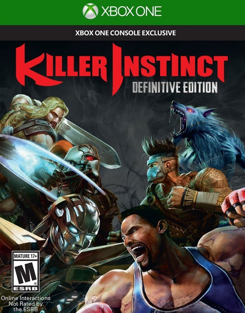 Fighting Games Xbox 1 : Killer instinct wiki guide gamewise