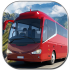 Mountain Crazy Bus Driving Game - Pro